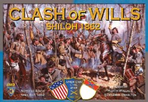 Clash of Wills : Shiloh 1862
